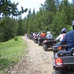 Marshall Pass ATV