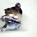 Marshall Pass Snowmobile