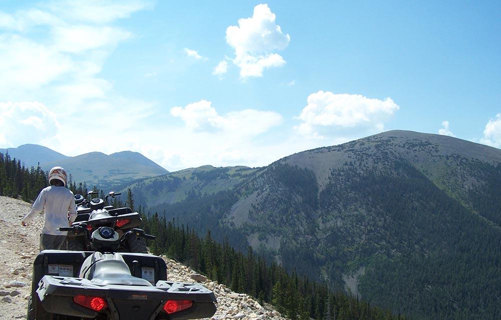 Colorado Atv Guided Tours All Season Adventures Colorado Atv And Snowmobile Rentals Tours